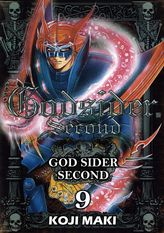 GOD SIDER SECOND, Volume 9