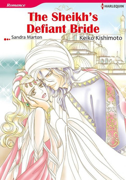 THE SHEIKH'S DEFIANT BRIDE-電子書籍