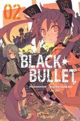 Black Bullet, Vol. 2 (manga)