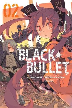 Black Bullet, Vol. 2 (manga)-電子書籍