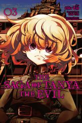 The Saga of Tanya the Evil, Vol. 3