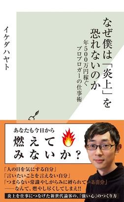 なぜ僕は「炎上」を恐れないのか~年500万円稼ぐプロブロガーの仕事術~-電子書籍
