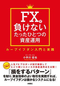 FXで負けないたったひとつの資産運用 ループイフダン入門と実践-電子書籍