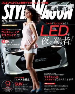 STYLE WAGON 2016年9月号-電子書籍