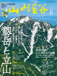 山と溪谷 2019年 6月号 [雑誌]