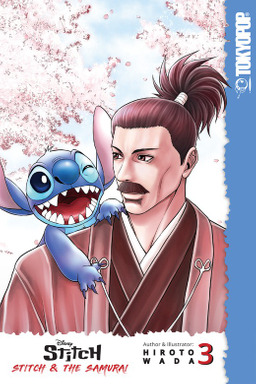 Disney Manga: Stitch and the Samurai, volume 3