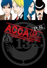 ACCA 13-Territory Inspection Department P.S., Vol. 2