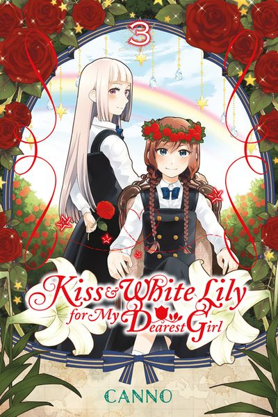 Kiss and White Lily for My Dearest Girl, Vol. 3