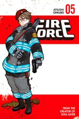 Fire Force Volume 5