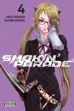 Smokin' Parade, Vol. 4-電子書籍