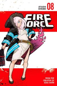 Fire Force Volume 8