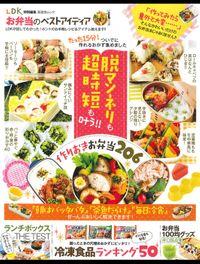 晋遊舎ムック お弁当のベストアイディア