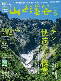 山と溪谷 2021年 6月号[雑誌]-電子書籍