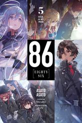 86--EIGHTY-SIX, Vol. 5 (light novel)