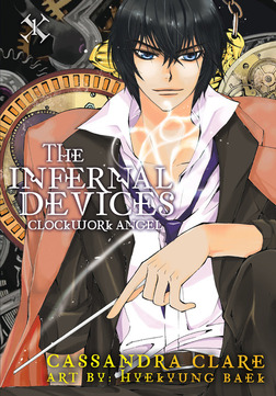 The Infernal Devices: Clockwork Angel-電子書籍