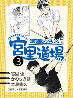 漫画レッスン宮里道場3-電子書籍