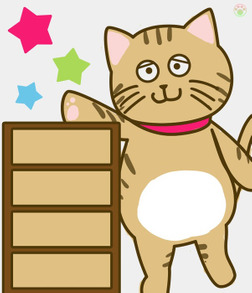 2月22日は『猫の日』だにゃー!きせかえ本棚04-電子書籍