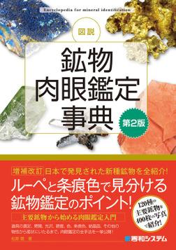 図説 鉱物肉眼鑑定事典 [第2版]-電子書籍