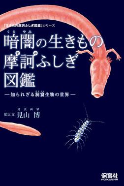 暗闇の生きもの摩訶ふしぎ図鑑-電子書籍