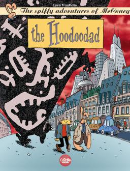 The Spiffy Adventures of McConey - Volume 1 - The Hoodoodad