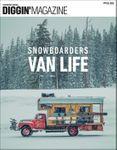 三栄ムック DIGGIN' MAGAZINE SPECIAL ISSUE SNOWBOARDERS VAN LIFE