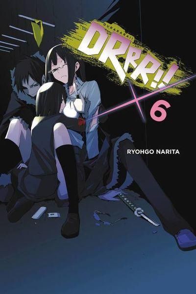 Durarara!!, Vol. 6 (novel)
