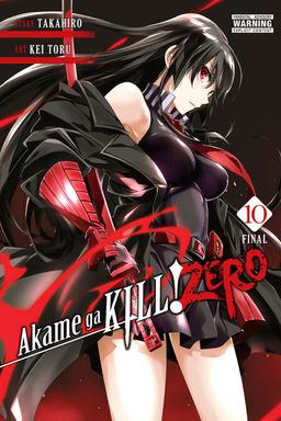 Akame ga KILL! ZERO, Vol. 10