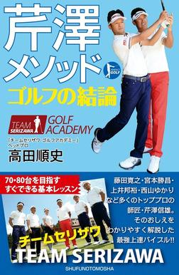 芹澤メソッド ゴルフの結論-電子書籍