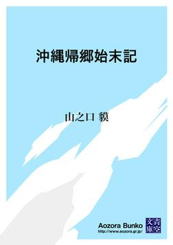 沖縄帰郷始末記-電子書籍