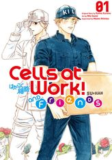 Cells at Work and Friends! 1