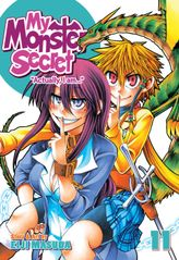 My Monster Secret Vol. 11