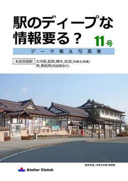 駅のディープな情報要る? 11号-電子書籍
