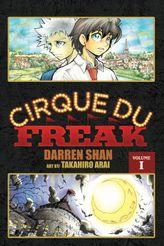 Cirque Du Freak: The Manga Vol. 1