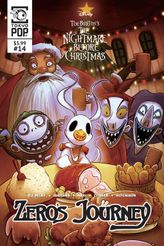 Disney Manga: Tim Burton's The Nightmare Before Christmas -- Zero's Journey Issue #14