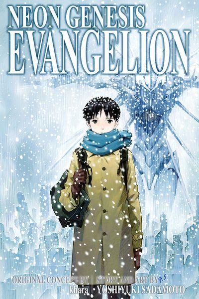 Neon Genesis Evangelion 2-in-1 Edition, Volume 5