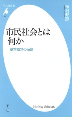 市民社会とは何か-電子書籍