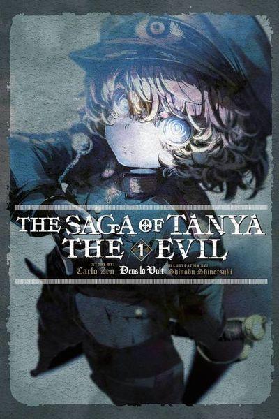 The Saga of Tanya the Evil (Vol.1)