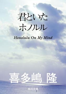 君といたホノルル-電子書籍