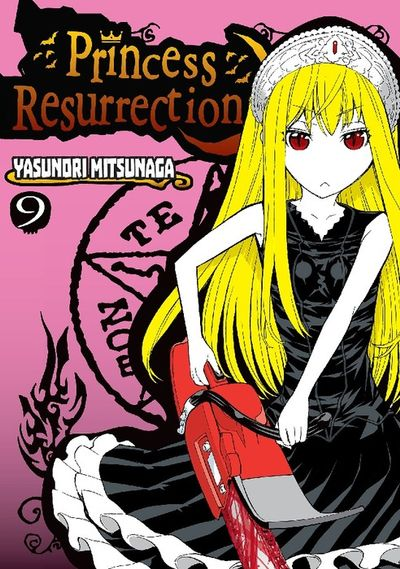 Princess Resurrection Volume 9