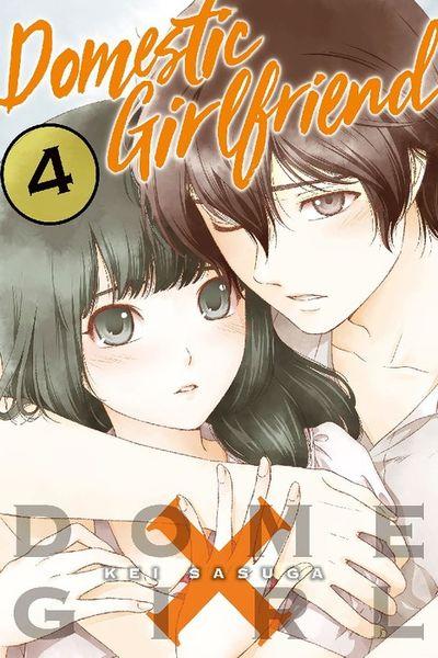 Domestic Girlfriend Volume 4