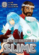 That Time I got Reincarnated as a Slime Volume 9