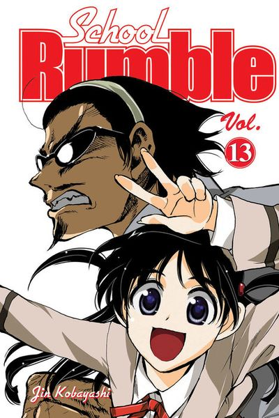 School Rumble Volume 13