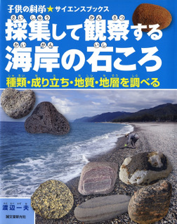 採集して観察する海岸の石ころ-電子書籍