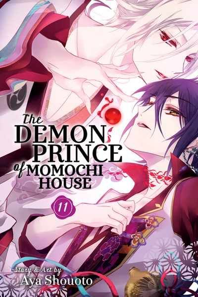 The Demon Prince of Momochi House, Volume 11