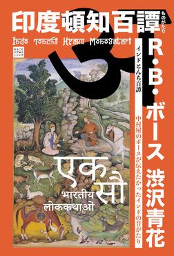 インドとんち百譚-電子書籍