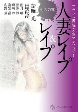 フランス書院文庫アンソロジー 七匹の牝 人妻レイプ&レイプ-電子書籍