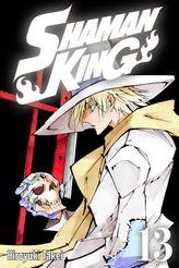 SHAMAN KING 13