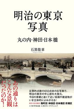明治の東京写真 丸の内・神田・日本橋-電子書籍