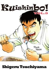 Kuishinbo!, Volume 3