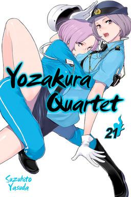 Yozakura Quartet Volume 21